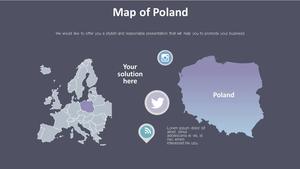 폴란드 지도형 Diagram