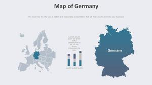 독일 지도형 다이어그램