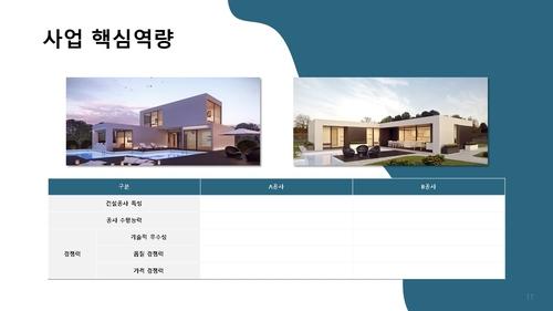 투자제안서_주거용건물 공사업 - 섬네일 12page
