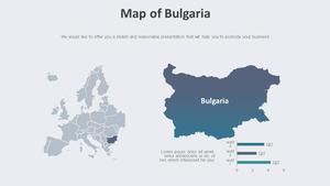 불가리아 지도형 다이어그램