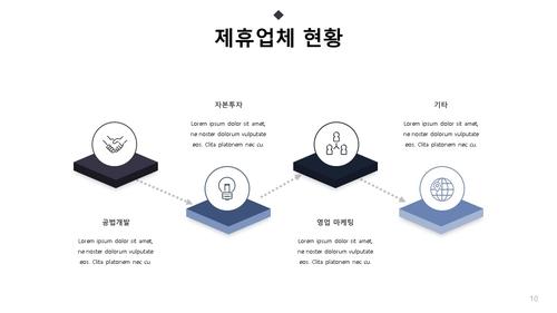 회사소개서 주상복합 건설업 - 섬네일 11page