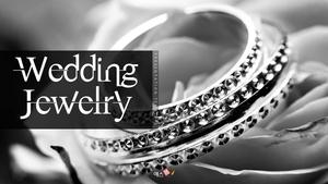 결혼 반지 (웨딩) 파워포인트 디자인 - 와이드