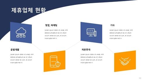 일반통신 공사업 회사소개서 (건설업) - 섬네일 11page