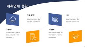 일반통신 공사업 회사소개서 (건설업) #11
