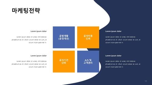 일반통신 공사업 회사소개서 (건설업) - 섬네일 19page
