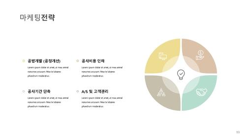 사업제안서 (시설물 유지관리 공사업) - 섬네일 20page