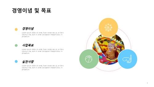 사업제안서 (테마파크) - 섬네일 5page