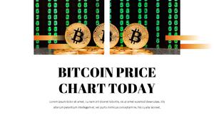 비트코인 (Bitcoin) 프레젠테이션 템플릿