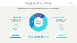 도넛형 차트 (파티)