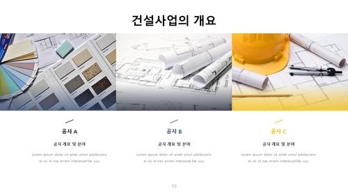 (건설업) 미장방수공사업 표준 사업계획서 - 섬네일 11page