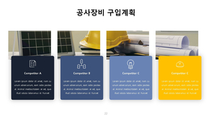 (건설업) 미장방수공사업 표준 사업계획서 #23