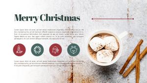 메리크리스마스 (Christmas) PPT 템플릿