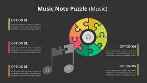 음표 Puzzle Diagram (Music)