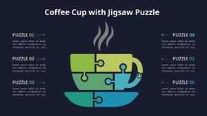 커피잔 퍼즐 Diagram (Coffee Shop)