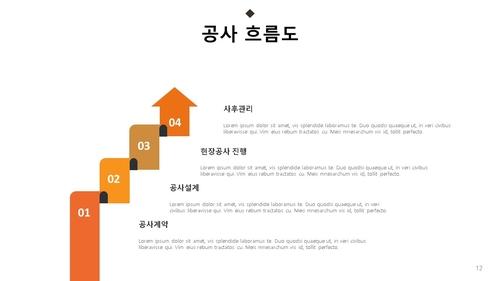 표준 사업계획서_포장공사 - 섬네일 13page