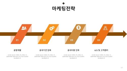 표준 사업계획서_포장공사 - 섬네일 18page