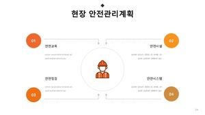 표준 사업계획서_포장공사 #25