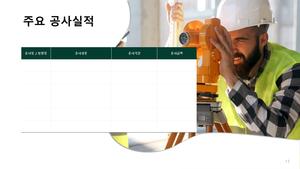 건설업 표준사업계획서_조경공사업 #14