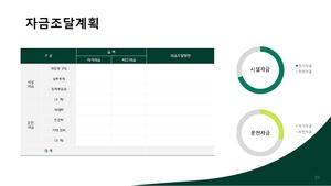 건설업 표준사업계획서_조경공사업 #30
