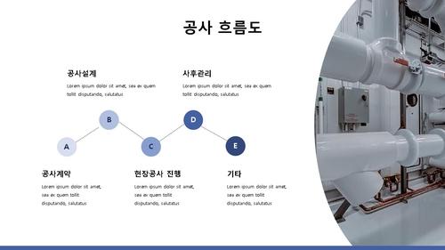 (표준) 가스시설공사업 사업계획서 - 섬네일 13page