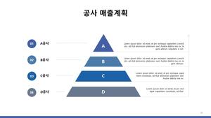 (표준) 가스시설공사업 사업계획서 #26