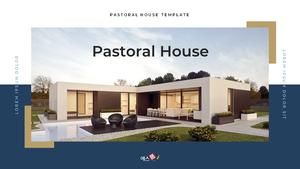 전원 주택 PPT template 16:9