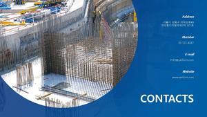 [2021년] 건설업 신년도 사업계획서(철근 콘크리트 공사업) #24