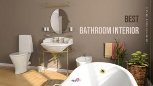 최고의 욕실 인테리어 PPT 템플릿