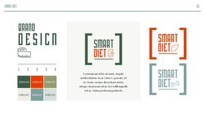 Smart Diet App (스마트 다이어트 앱) PPT