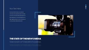 뉴스 미디어 현황 (News Media) 템플릿 #29