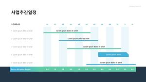 컨설팅 서비스 신년도 사업계획서 #23