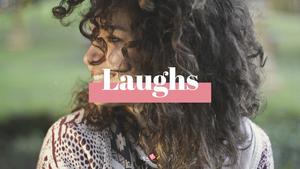 Laughs (웃음) PPT 템플릿 16:9