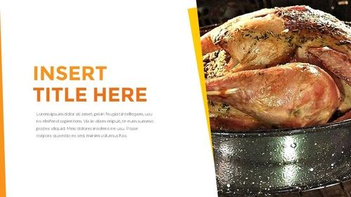 추수감사절(Thanksgiving Day) 템플릿 - 섬네일 18page