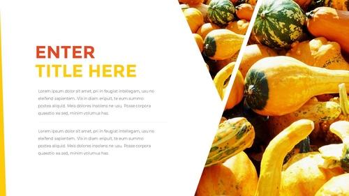 추수감사절(Thanksgiving Day) 템플릿 - 섬네일 23page