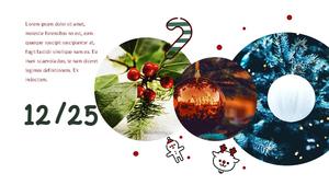 크리스마스 (Merry Christmas) 파워포인트 #2