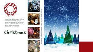 크리스마스 (Merry Christmas) 파워포인트 #7