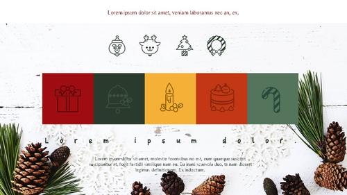 크리스마스 (Merry Christmas) 파워포인트 - 섬네일 10page