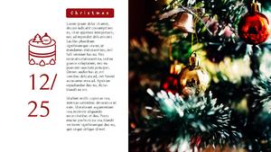 크리스마스 (Merry Christmas) 파워포인트 #12