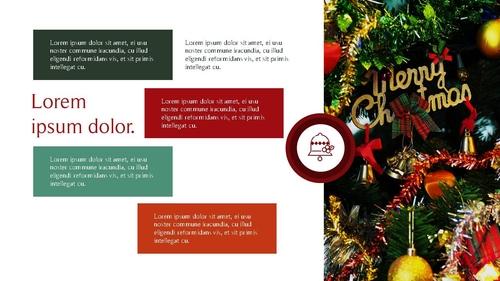 크리스마스 (Merry Christmas) 파워포인트 - 섬네일 17page