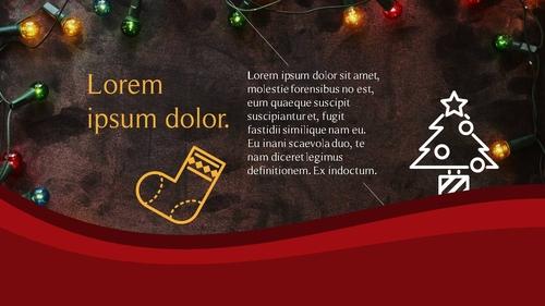 크리스마스 (Merry Christmas) 파워포인트 - 섬네일 20page