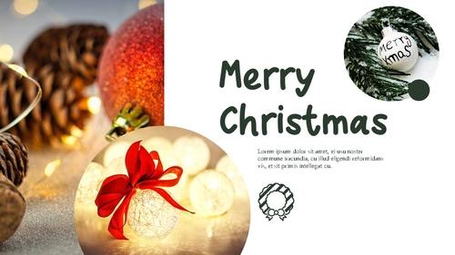 크리스마스 (Merry Christmas) 파워포인트 - 섬네일 21page