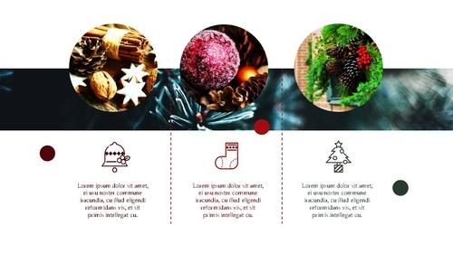 크리스마스 (Merry Christmas) 파워포인트 - 섬네일 23page