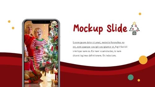 크리스마스 (Merry Christmas) 파워포인트 - 섬네일 39page