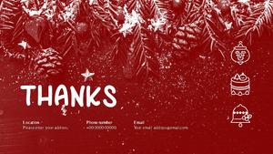 크리스마스 (Merry Christmas) 파워포인트 #40
