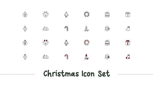 크리스마스 (Merry Christmas) 파워포인트 - 섬네일 41page