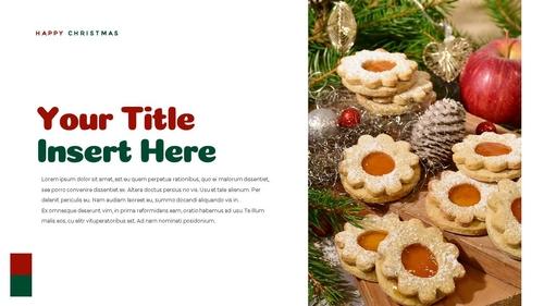 크리스마스 선물 파워포인트 프레젠테이션 - 섬네일 23page