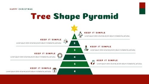 크리스마스 선물 파워포인트 프레젠테이션 - 섬네일 36page