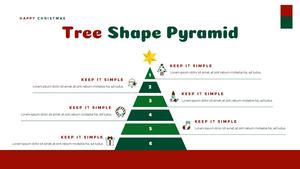 크리스마스 선물 파워포인트 프레젠테이션 #36