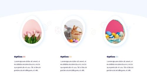 Hello Easter 부활절 파워포인트 템플릿 - 섬네일 10page