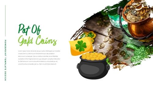 성 패트릭 데이 (St. Patricks Day) 템플릿 - 섬네일 17page